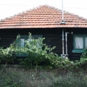 Casă de lemn Dumbravă Ioan Clopotiva