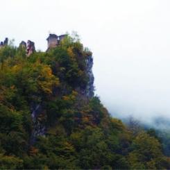 Cetatea Colţ - Suseni