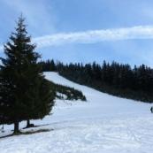 Râuşor - Pârtie de schi