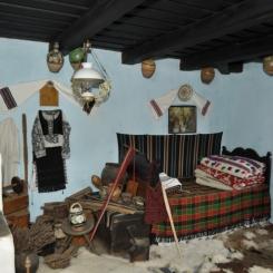 Muzeul satului haţegan Peşteana